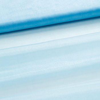 organza - licht blauw-0