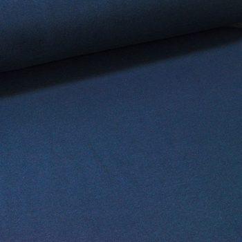 katoenen jogging - marine blauw-0