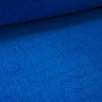 fleece - kobalt blauw-0