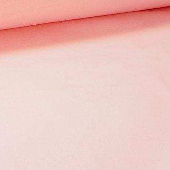 fleece - licht roze-0
