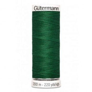 gutermann 200mtr - donker groen 237-0