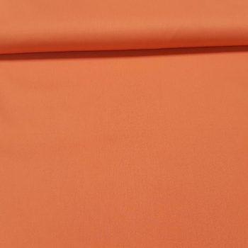 100% katoen uni -oranje-0