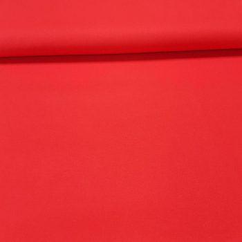 100% katoen uni rood-0