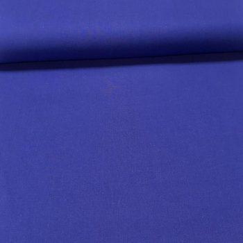 100% katoen uni - donker paars-0